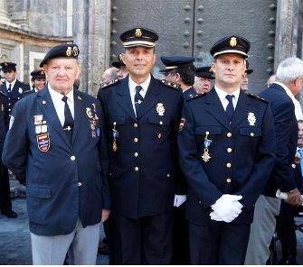 ¿Cuánto gana un policía nacional?