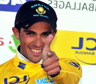 ¿Cuánto gana Alberto Contador?