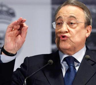 ¿Cuánto gana Florentino Pérez?