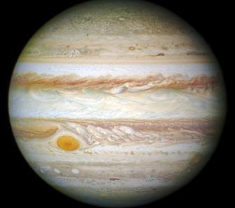 ¿Cuánto dura un día en Júpiter?