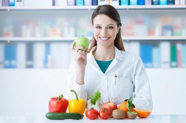 ¿Cuánto gana un nutricionista?